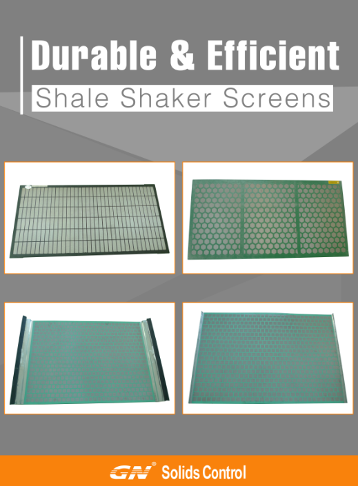 GN-Cost-Effective-Shaker-Screen